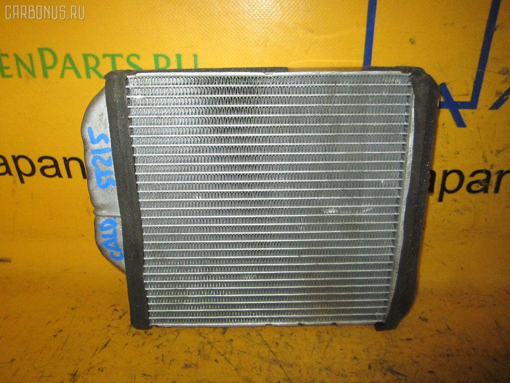 Радиатор печки TOYOTA CALDINA ST215W 3S-GTE. Фото 6