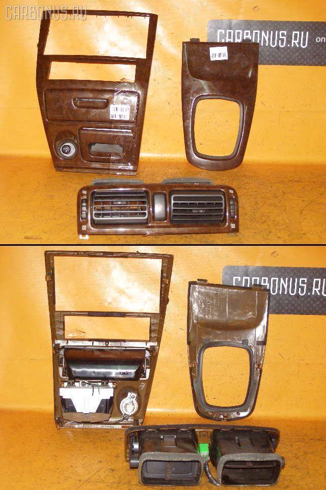 Консоль магнитофона MITSUBISHI LEGNUM EC5W Фото 1