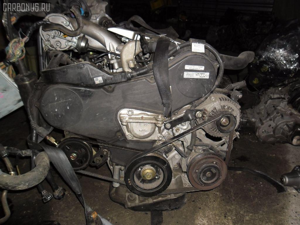Двигатель TOYOTA HARRIER MCU15W 1MZ-FE. Фото 1