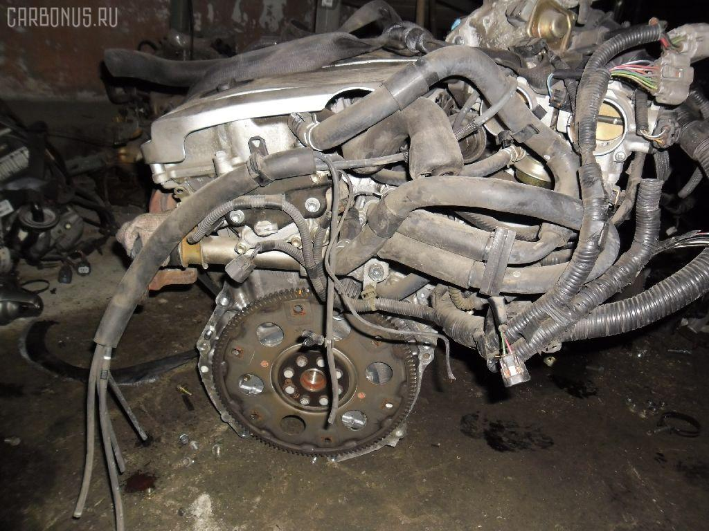 Двигатель TOYOTA HARRIER MCU15W 1MZ-FE. Фото 3