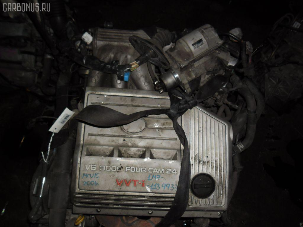 Двигатель TOYOTA HARRIER MCU15W 1MZ-FE. Фото 5