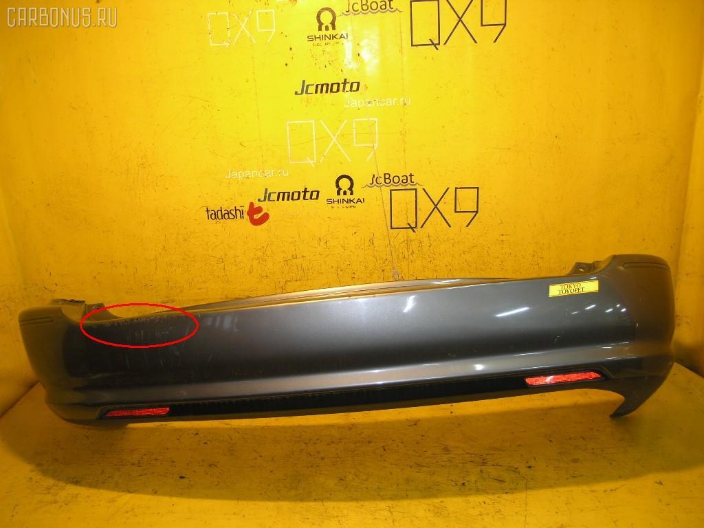Бампер TOYOTA HARRIER MCU15W. Фото 1