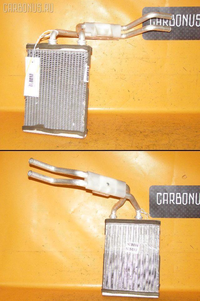 Радиатор печки SUBARU IMPREZA WAGON GG3 EJ15. Фото 3