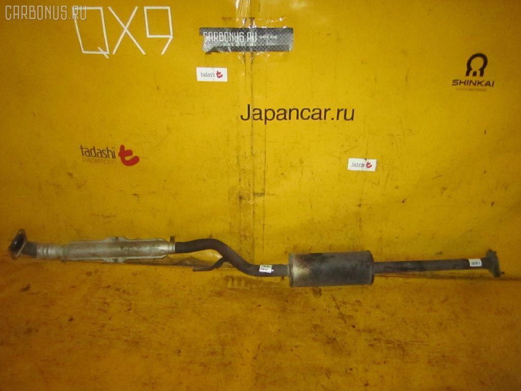 Глушитель NISSAN WINGROAD WFY11 QG15DE. Фото 1