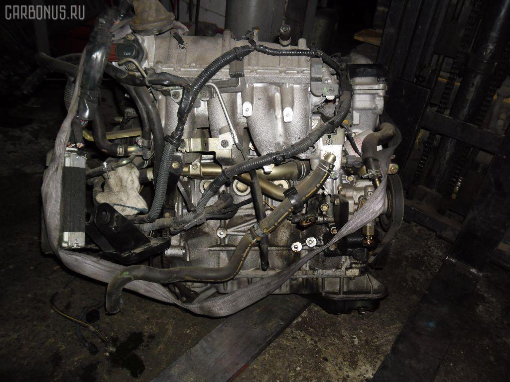 Двигатель NISSAN BLUEBIRD HNU14 SR20DE. Фото 2