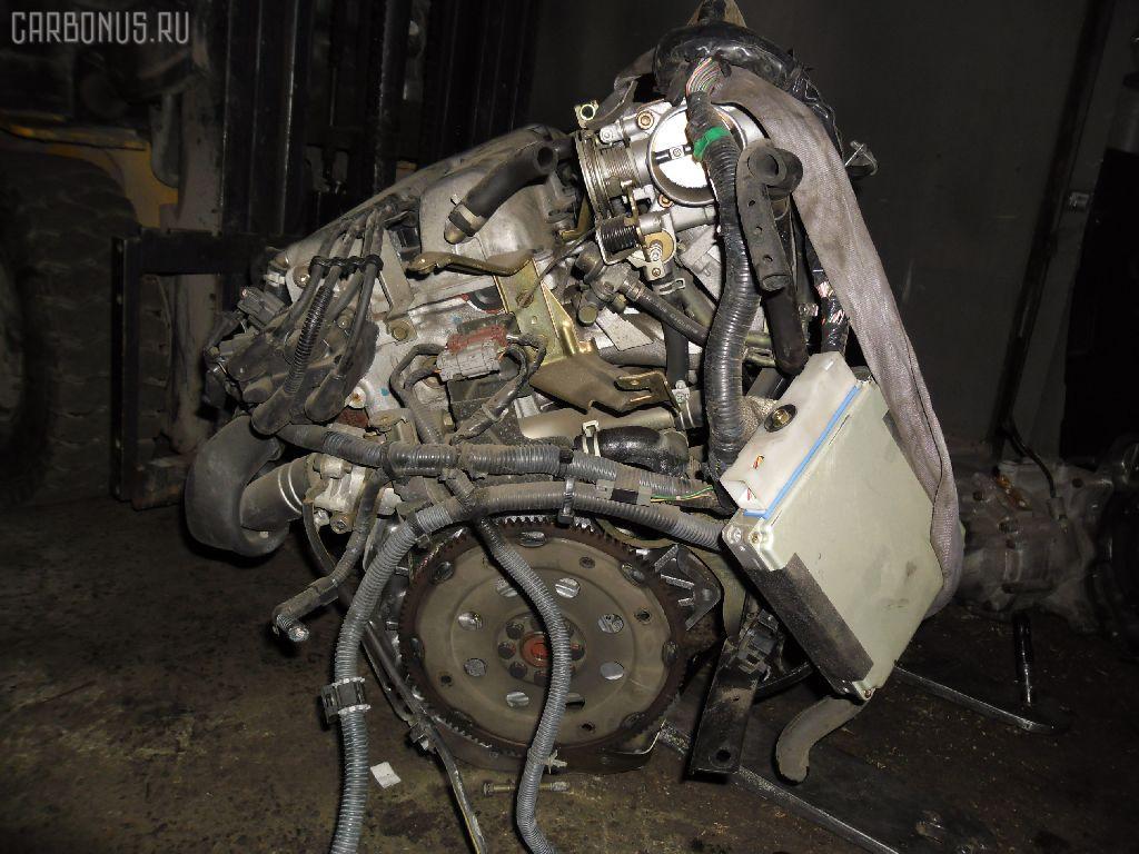 Двигатель NISSAN BLUEBIRD HNU14 SR20DE. Фото 3