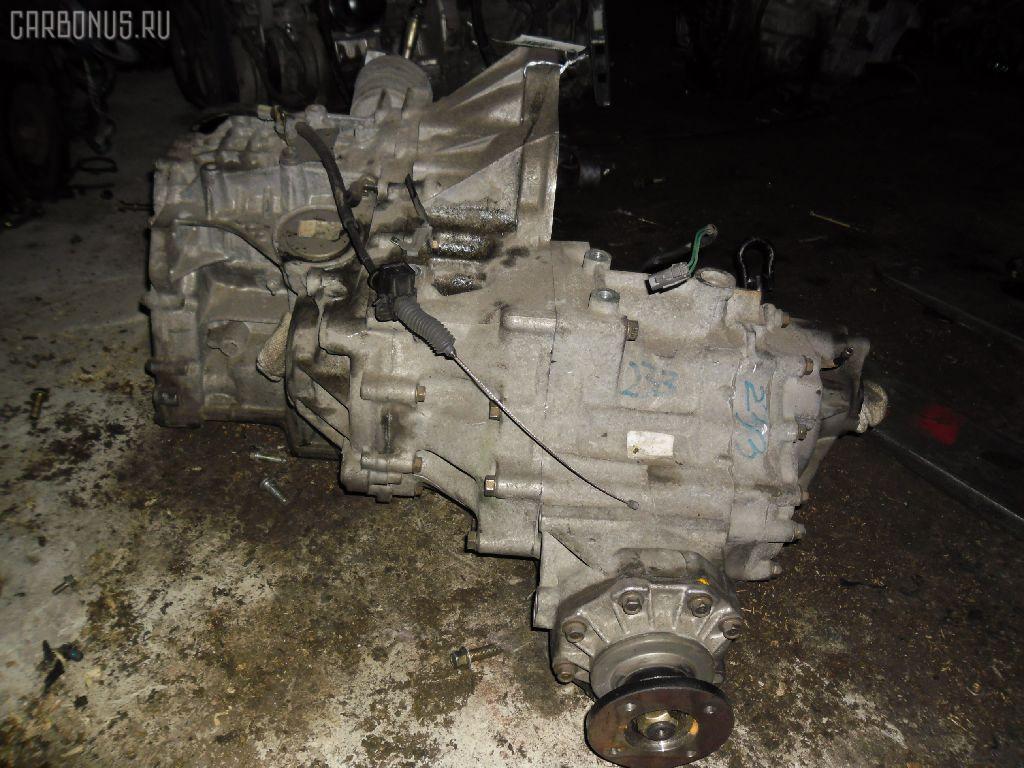 КПП автоматическая NISSAN BLUEBIRD HNU14 SR20DE. Фото 2