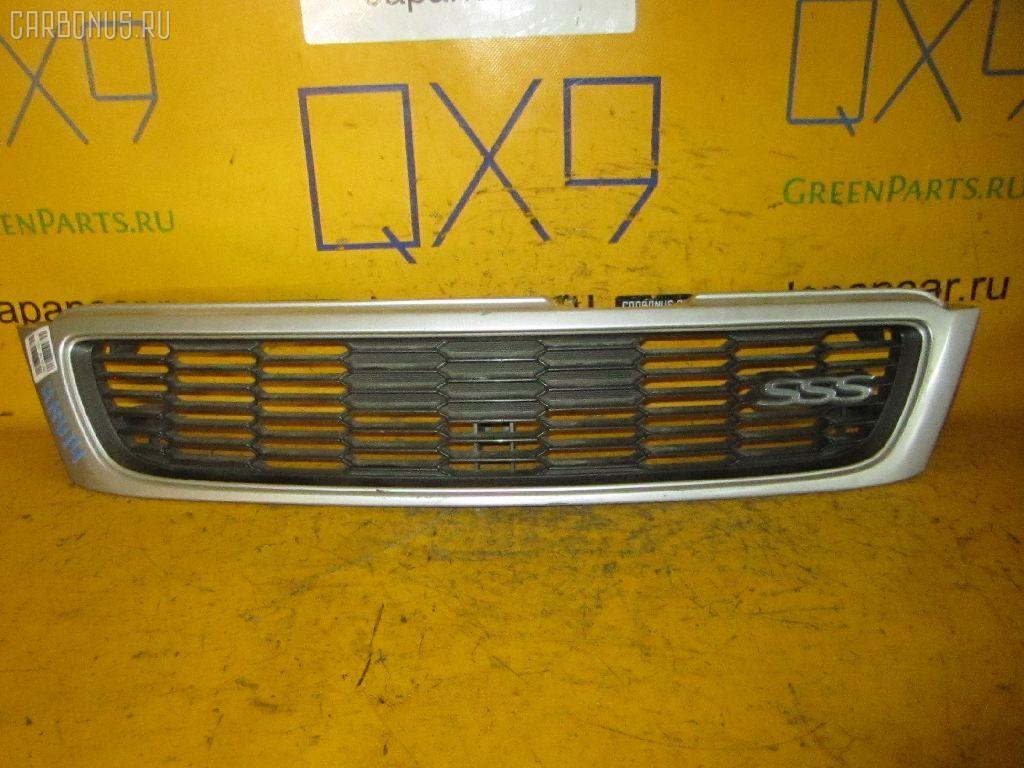 Решетка радиатора NISSAN BLUEBIRD HNU14. Фото 1