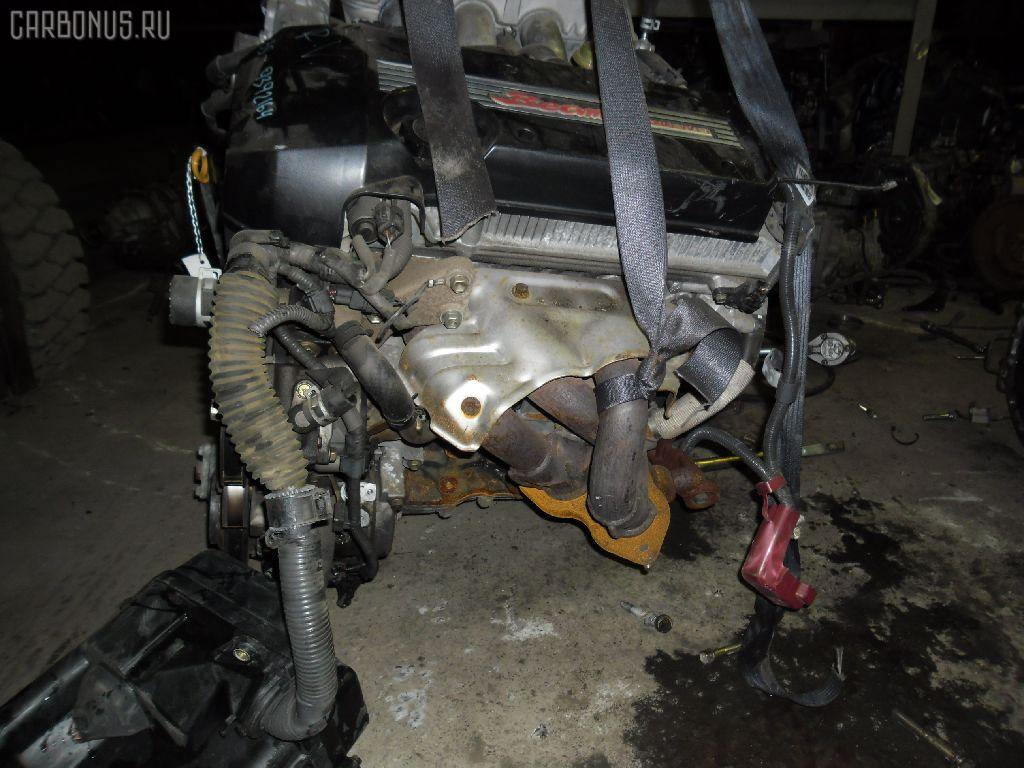 Двигатель TOYOTA ALTEZZA SXE10 3S-GE. Фото 10