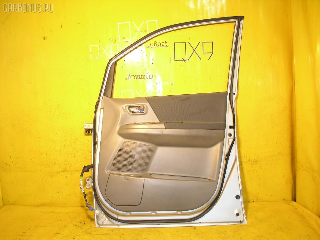 Дверь боковая TOYOTA VOXY AZR65G. Фото 3