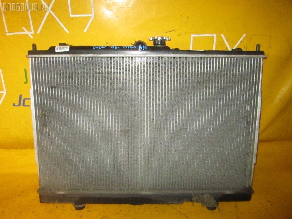 Радиатор ДВС MITSUBISHI AIRTREK CU2W 4G63T. Фото 2