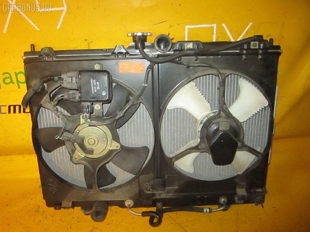 Радиатор ДВС MITSUBISHI AIRTREK CU2W 4G63T. Фото 3