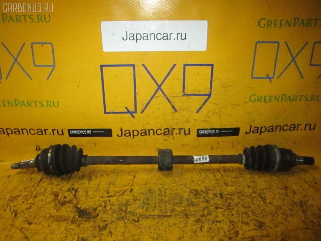 Привод SUZUKI KEI HN11S F6A-T. Фото 3
