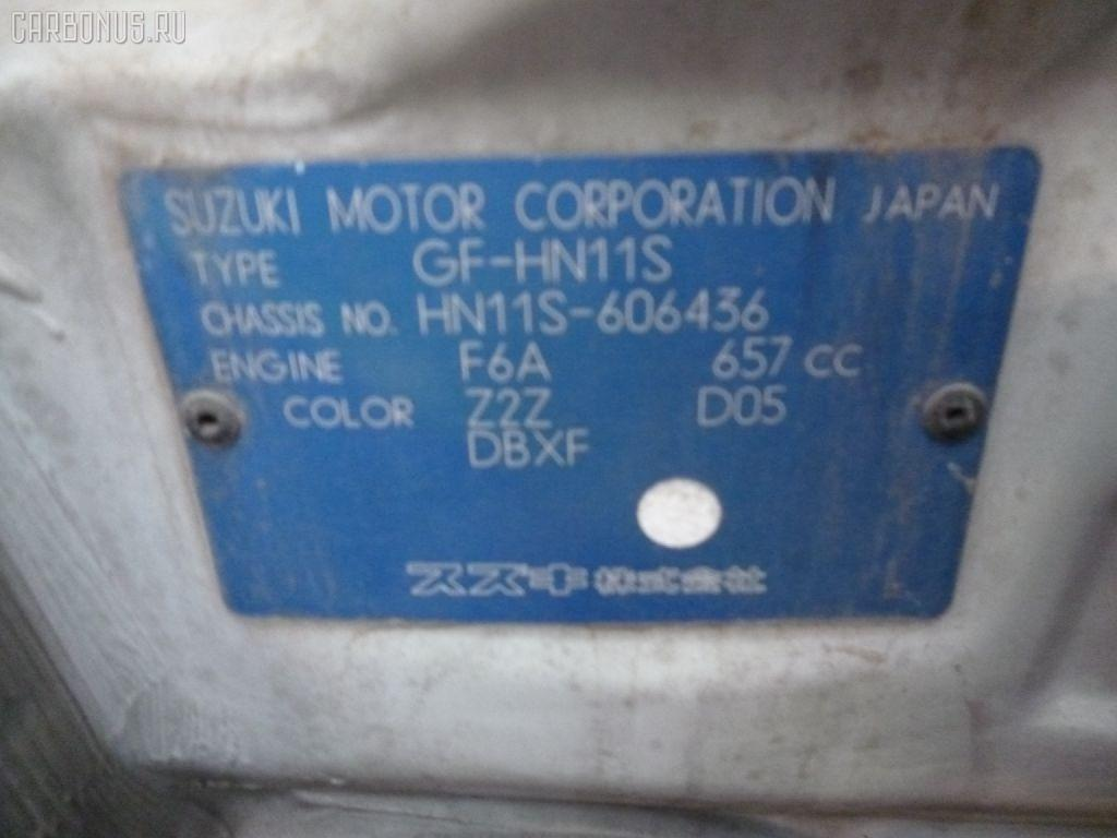 Подкрылок SUZUKI KEI HN11S F6A-T Фото 2