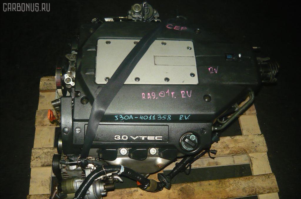 Двигатель HONDA ODYSSEY RA9 J30A. Фото 9