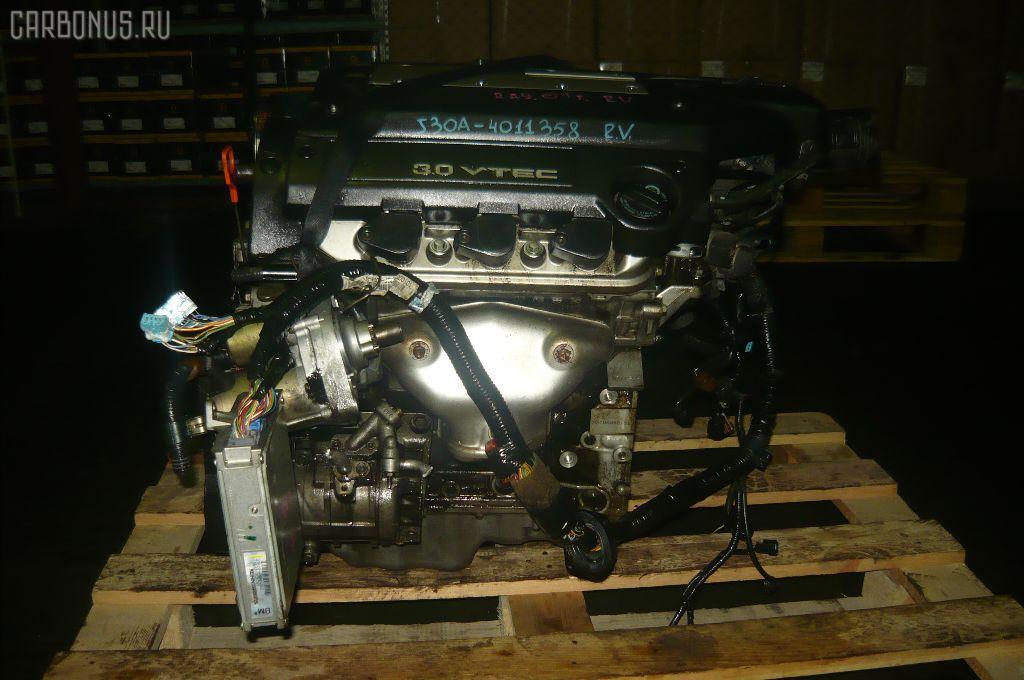 Двигатель HONDA ODYSSEY RA9 J30A. Фото 10