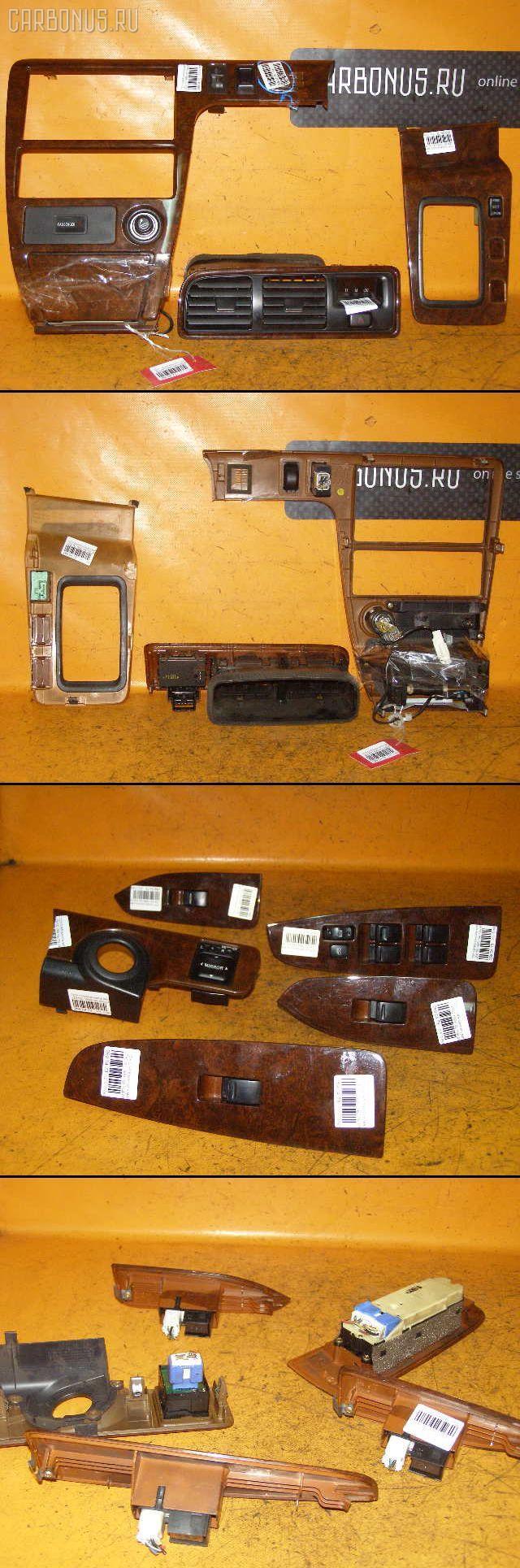 Консоль магнитофона TOYOTA CHASER JZX100. Фото 10