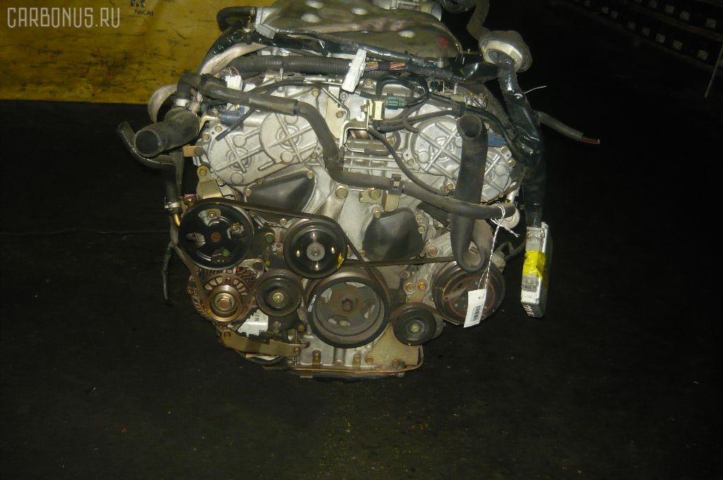 Двигатель NISSAN STAGEA M35 VQ25DD. Фото 2