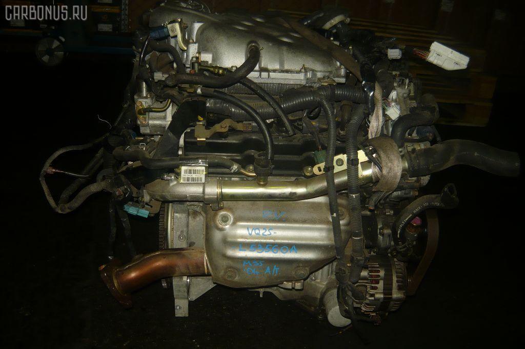 Двигатель NISSAN STAGEA M35 VQ25DD. Фото 8