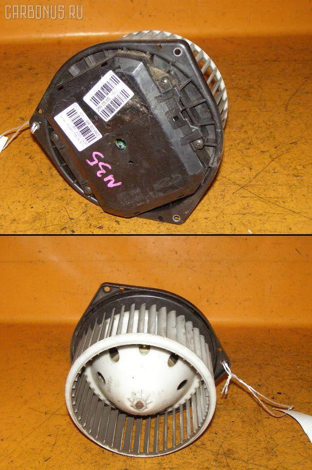 Мотор печки NISSAN STAGEA M35. Фото 2