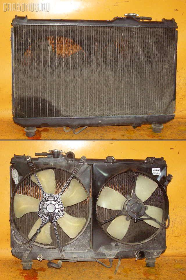 Радиатор ДВС TOYOTA VISTA SV33 3S-FE. Фото 6