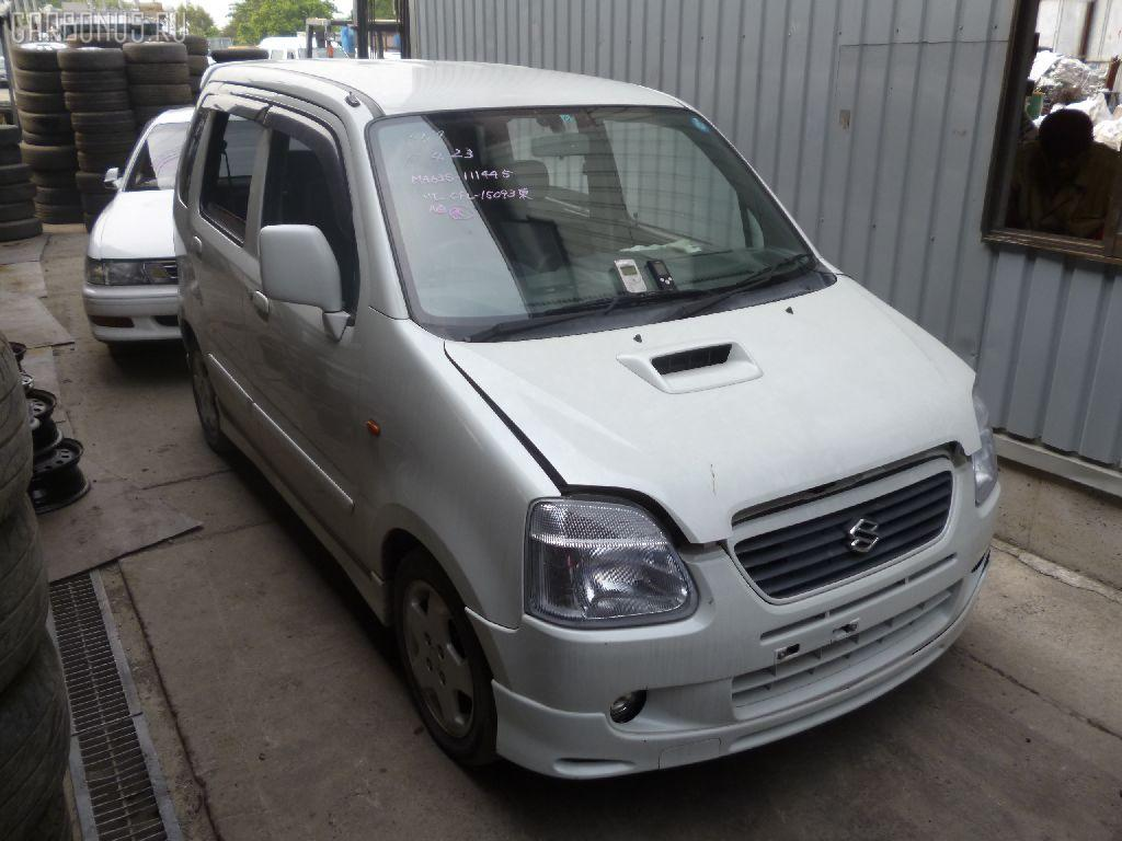 Решетка радиатора SUZUKI WAGON R PLUS MA63S Фото 4