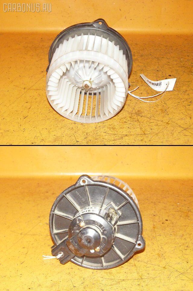 Мотор печки SUZUKI WAGON R PLUS MA63S. Фото 3