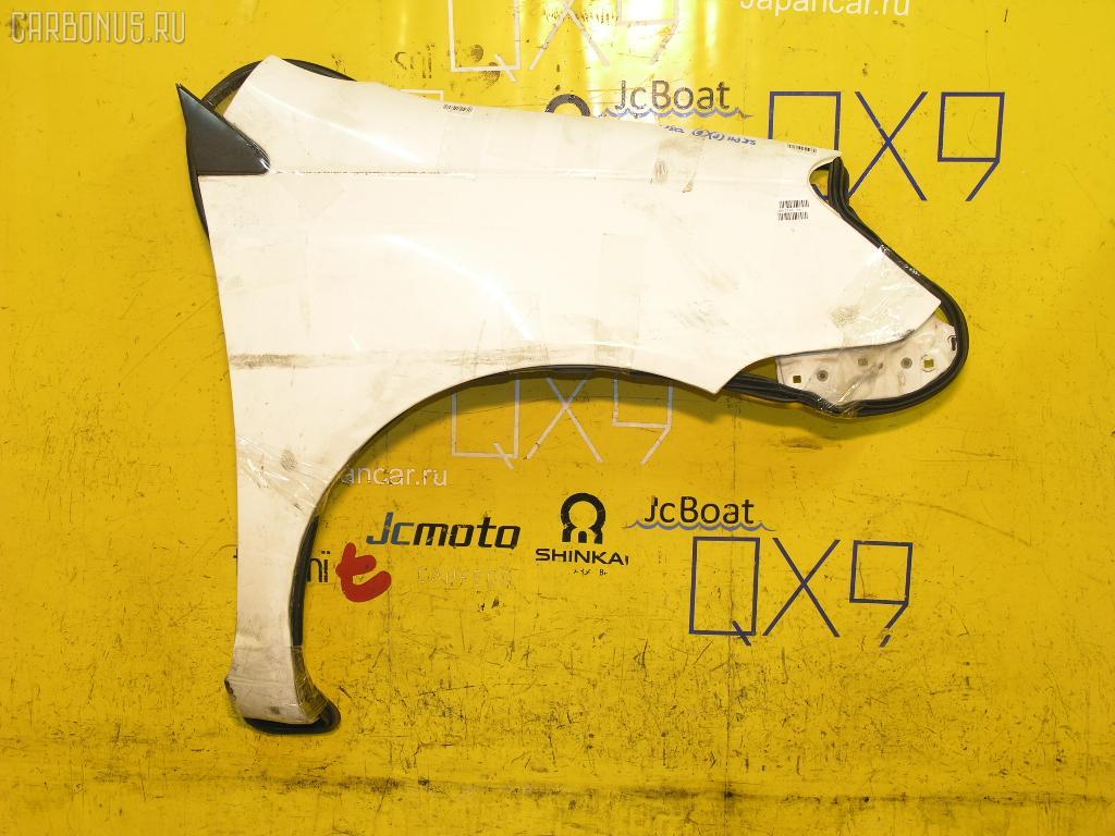 Крыло переднее TOYOTA PLATZ SCP11. Фото 4