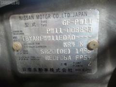 Радиатор кондиционера Nissan Avenir PW11 SR20-DE Фото 3