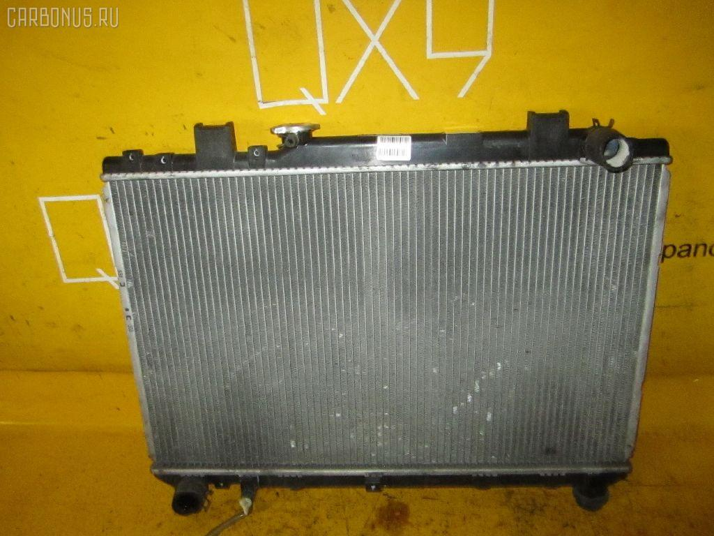 Радиатор ДВС TOYOTA TOWN ACE KR42V 7K. Фото 1