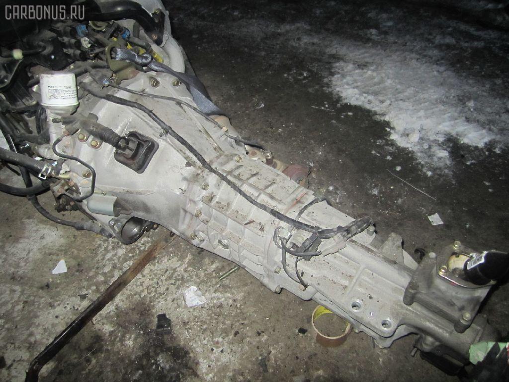 КПП механическая MAZDA RX-8 SE3P 13B-MSP. Фото 11