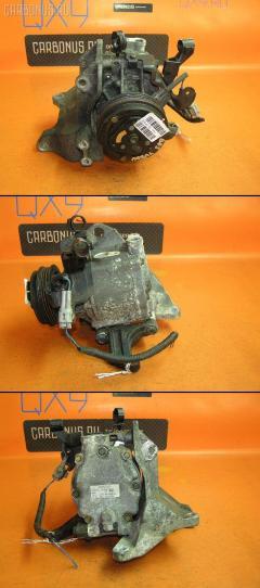Компрессор кондиционера Subaru Legacy wagon BP5 EJ20T Фото 1