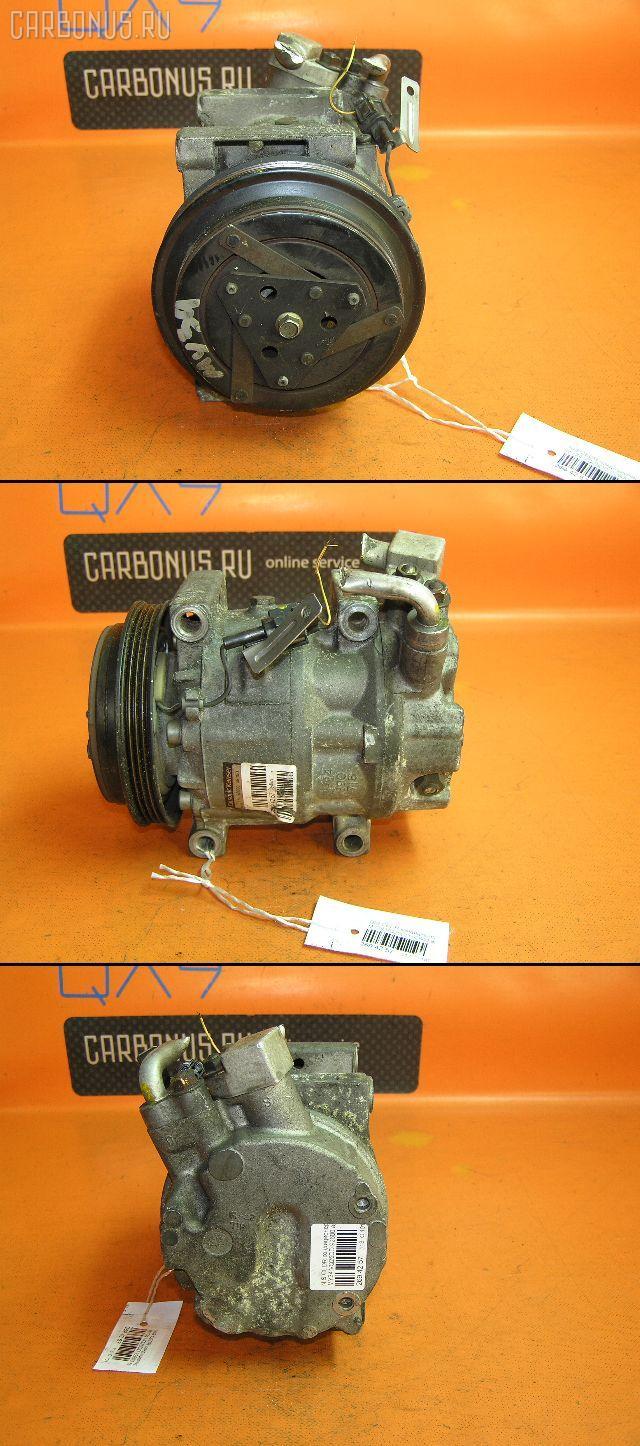 Компрессор кондиционера NISSAN CEDRIC MY34 VQ25DD. Фото 1