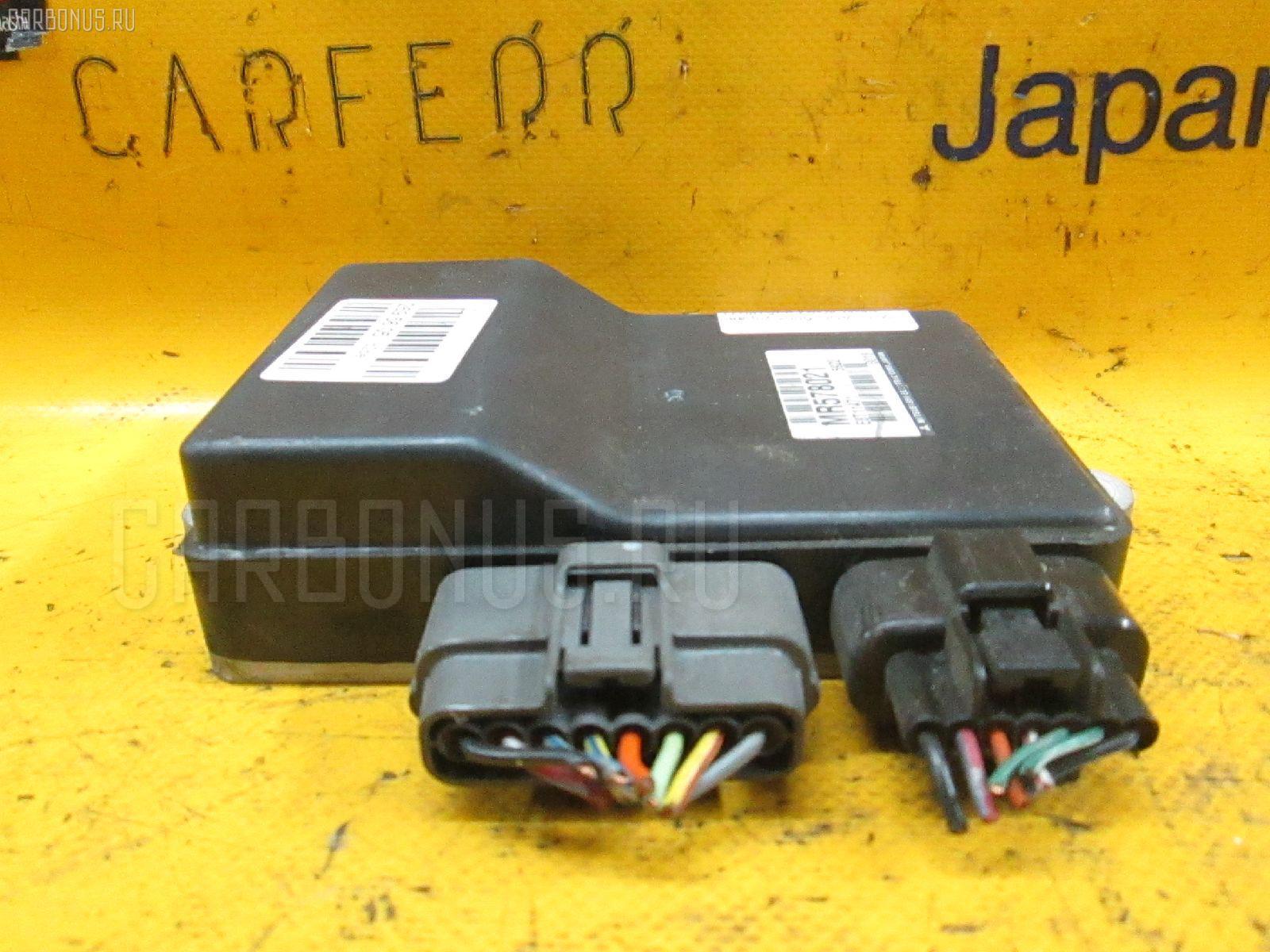 Блок управления инжекторами MITSUBISHI LANCER CEDIA WAGON CS5W 4G93. Фото 2