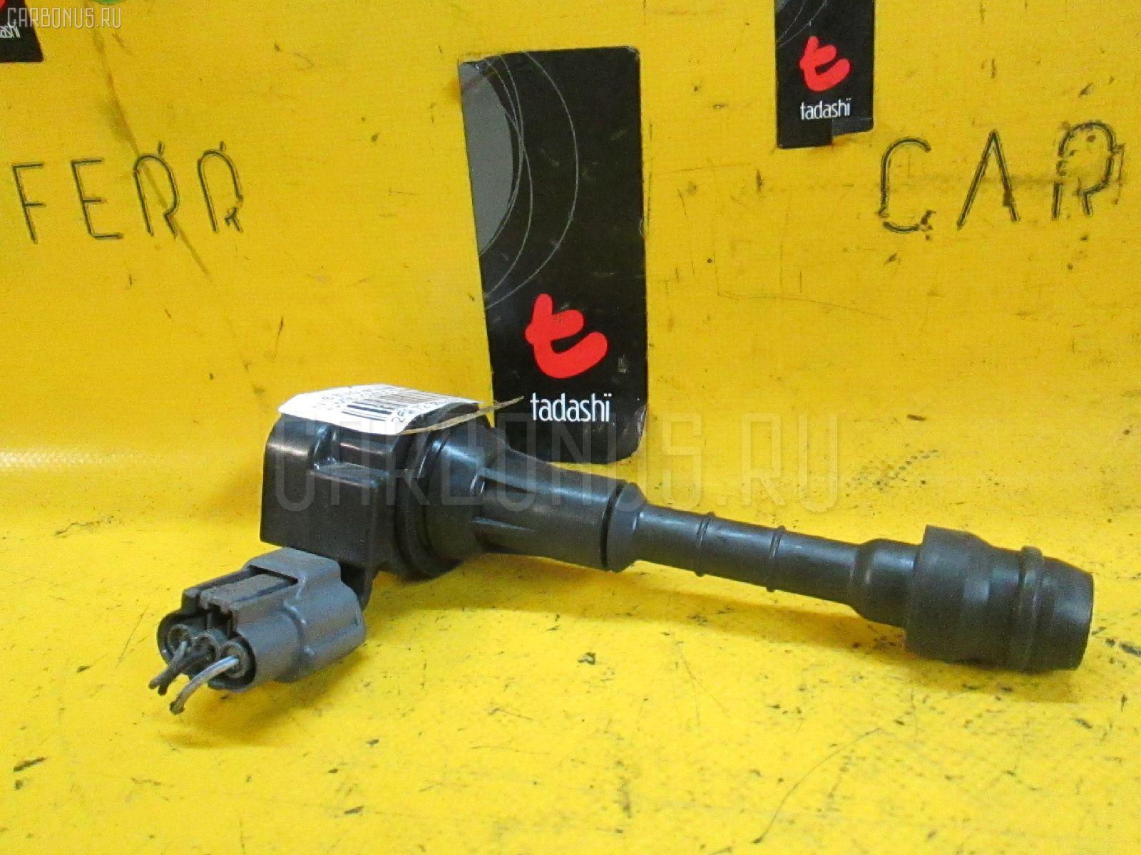Катушка зажигания NISSAN VQ25DD. Фото 10