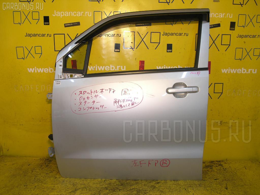 Дверь боковая SUZUKI WAGON R MH23S Фото 1