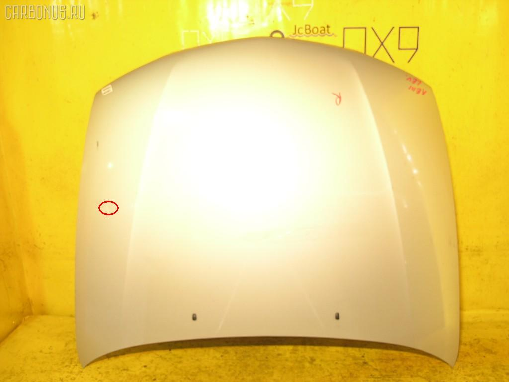 Капот TOYOTA COROLLA LEVIN AE110. Фото 3