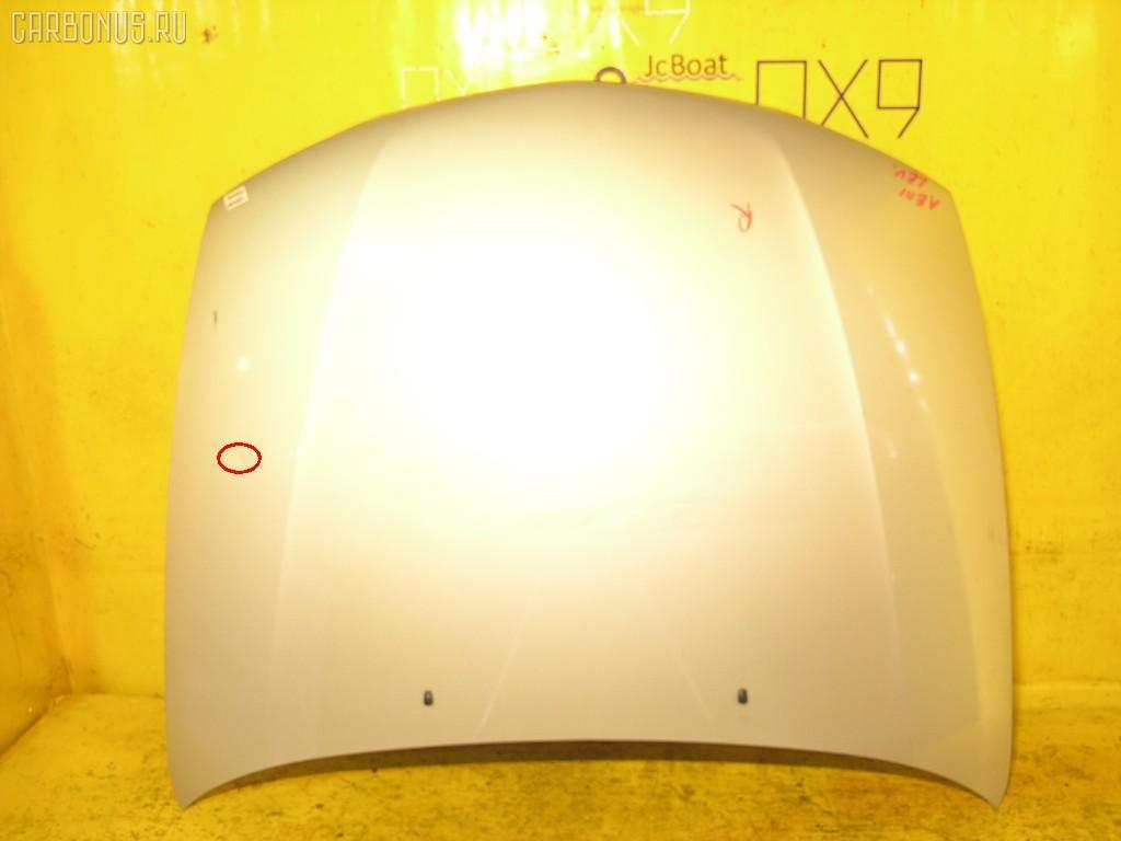 Капот TOYOTA SPRINTER TRUENO AE111. Фото 3