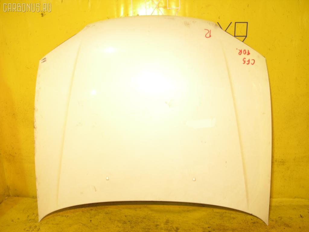 Капот HONDA TORNEO CF5. Фото 1