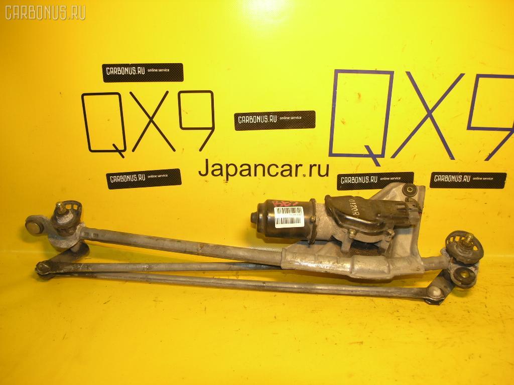 Мотор привода дворников SUBARU LEGACY B4 BE5. Фото 2