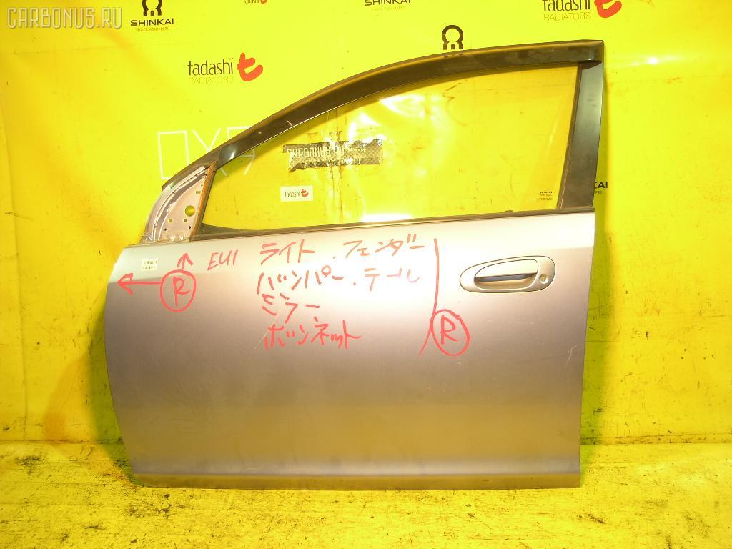Дверь боковая HONDA CIVIC EU1. Фото 6