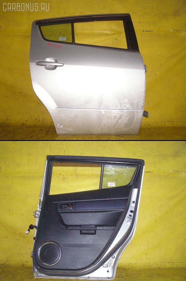 Дверь боковая TOYOTA WILL VS ZZE127. Фото 4