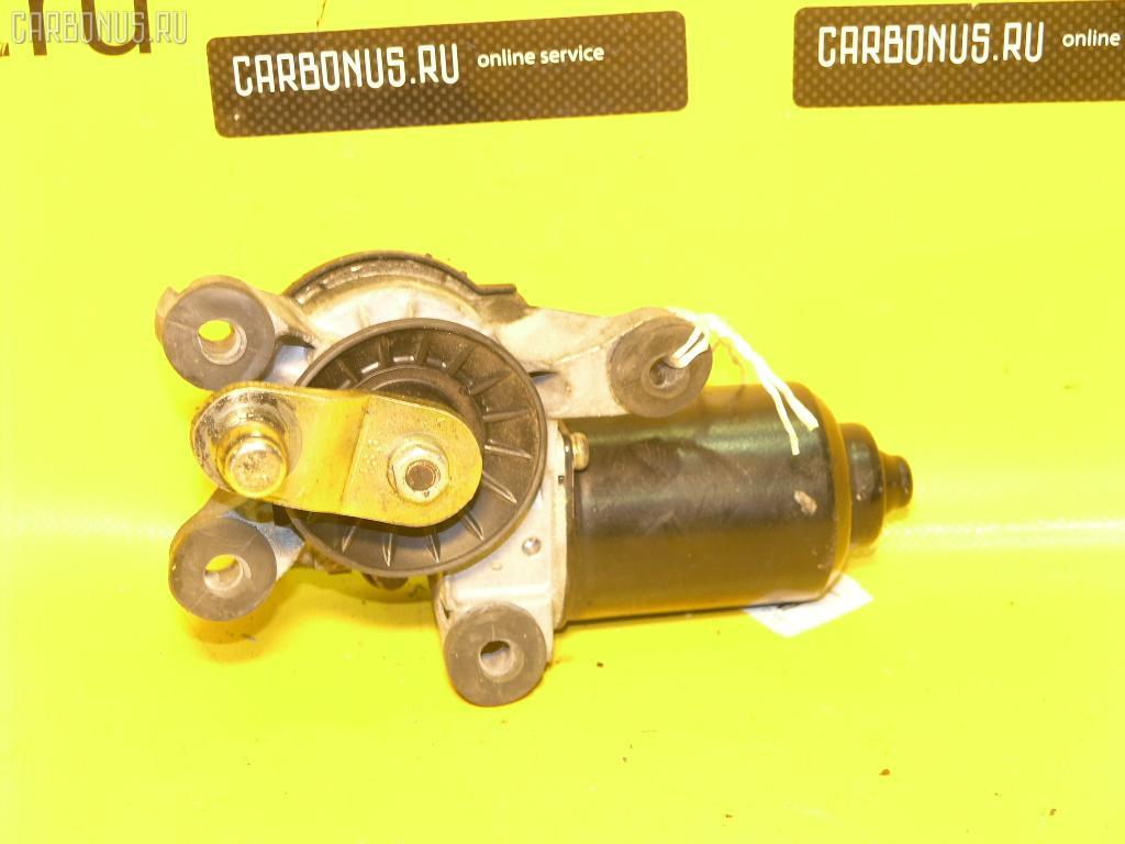 Мотор привода дворников TOYOTA COROLLA LEVIN AE111. Фото 2