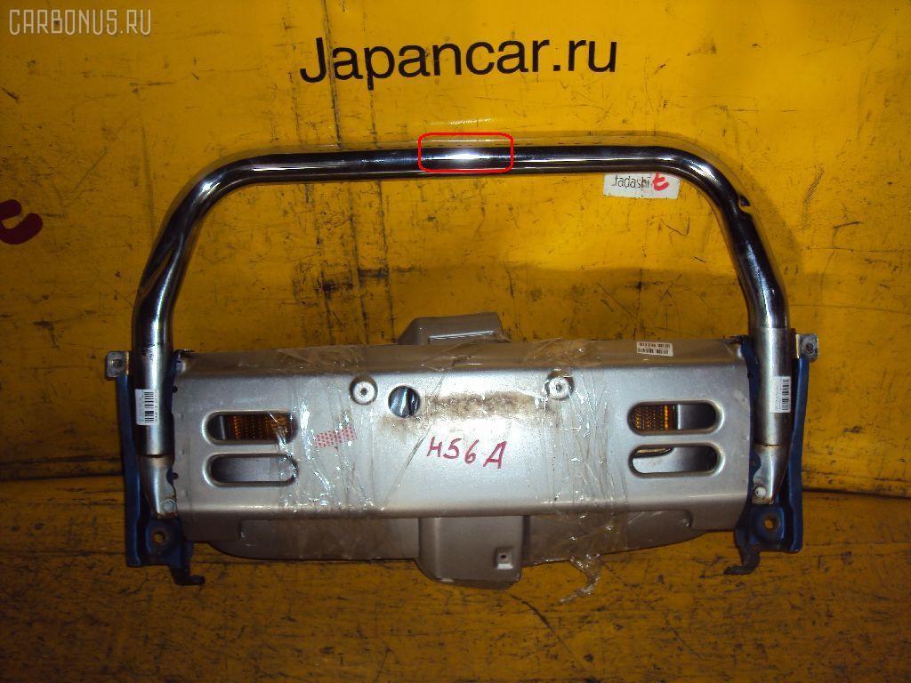 Бампер MITSUBISHI PAJERO MINI H56A Фото 1