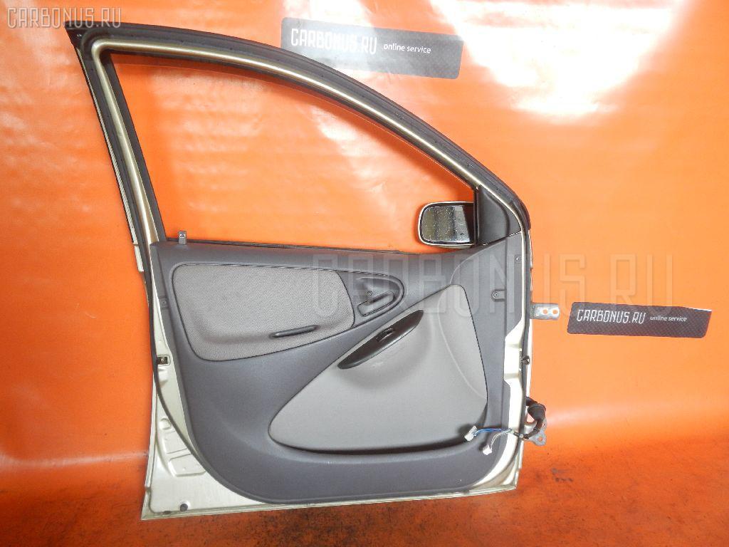Дверь боковая TOYOTA PLATZ NCP12. Фото 11