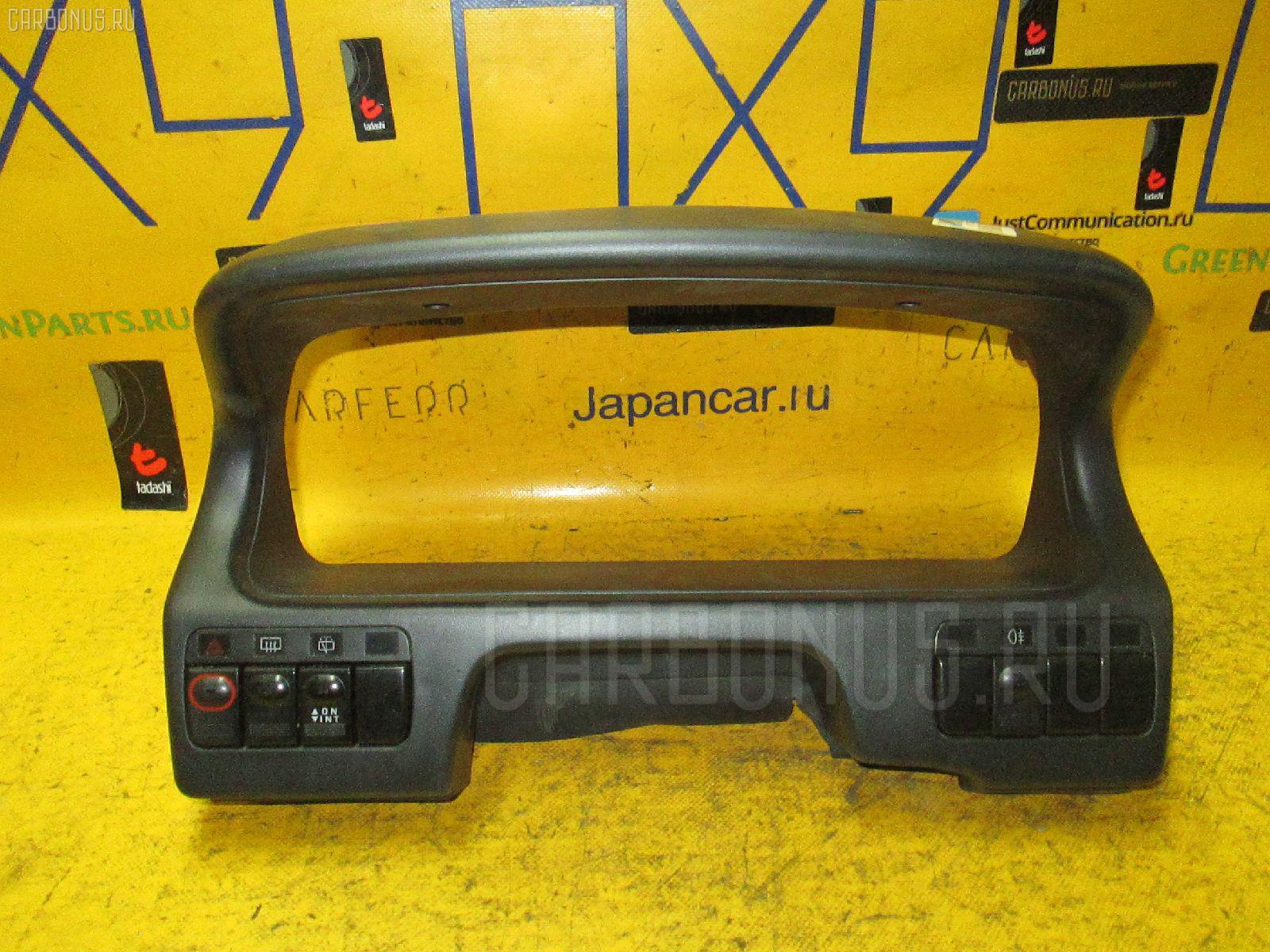 Консоль спидометра Mitsubishi Rvr sports gear N23WG Фото 1