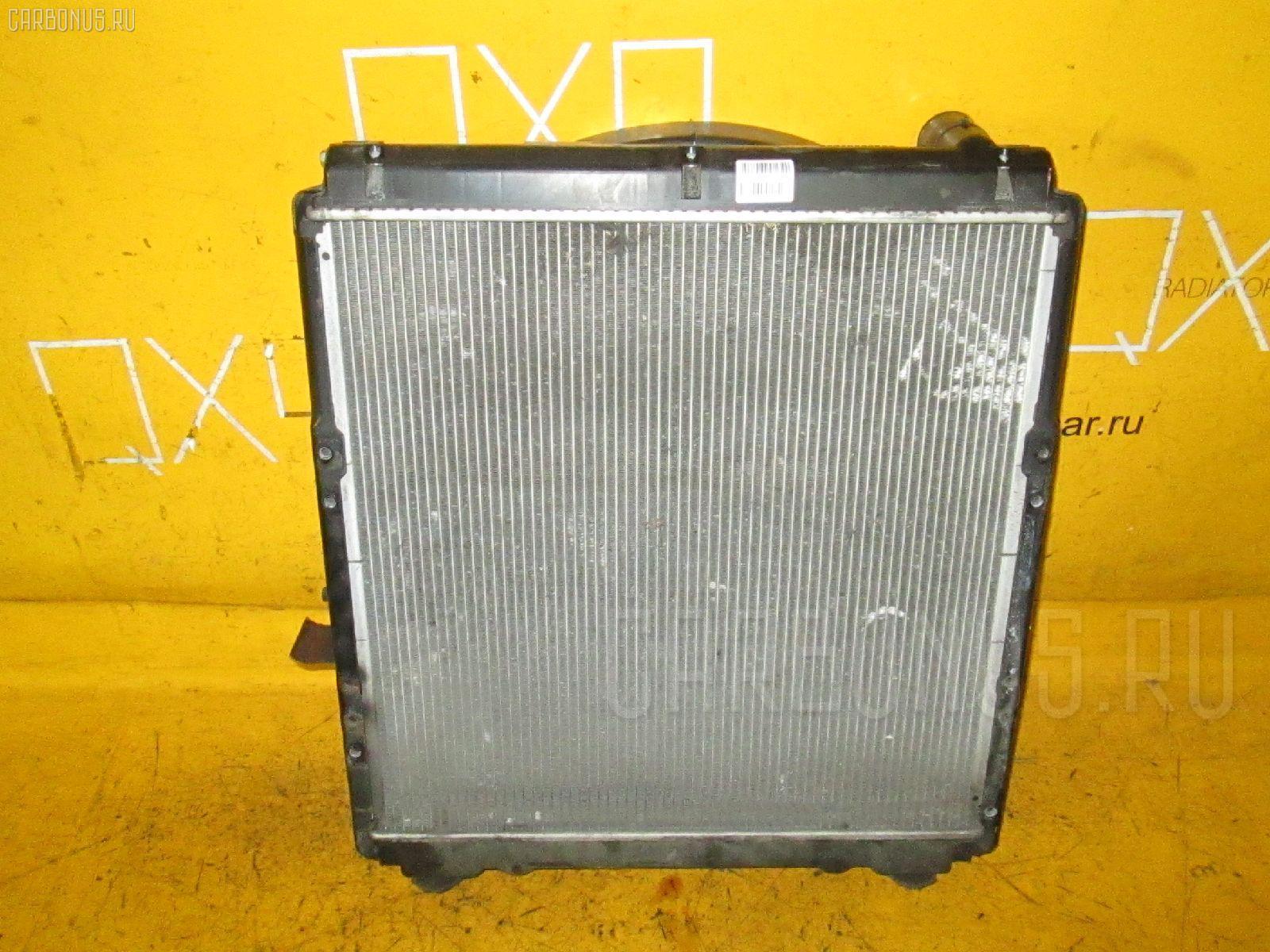 Радиатор ДВС MITSUBISHI CANTER FE83 4M50 Фото 1