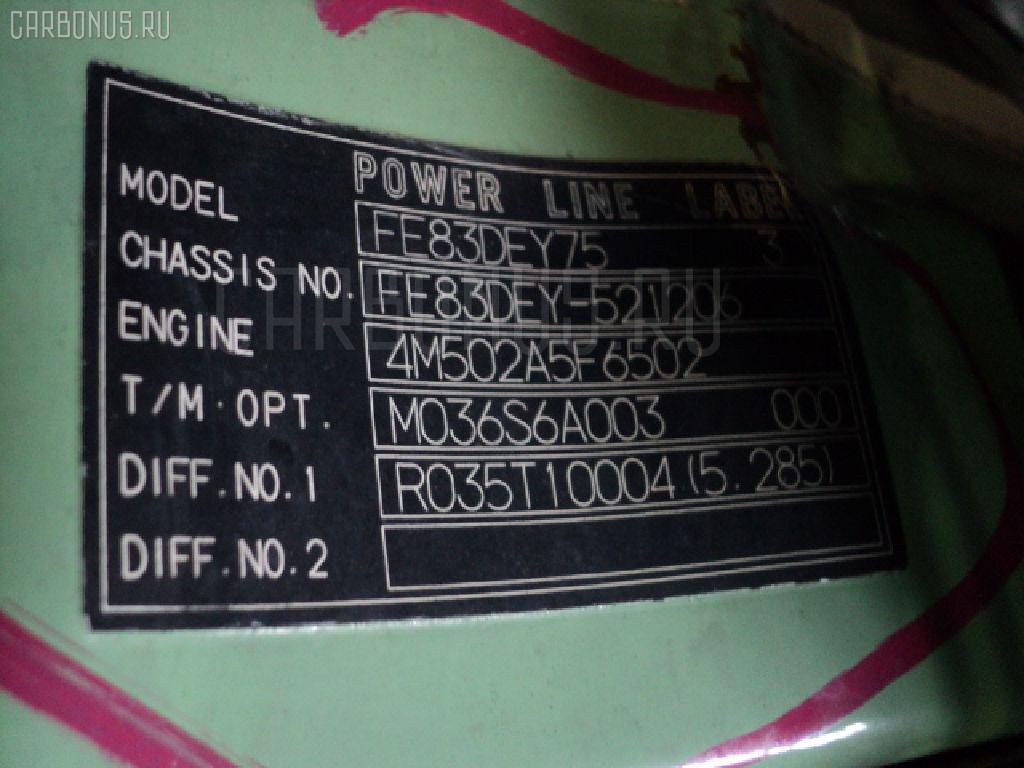 Рулевая колонка MITSUBISHI CANTER FE83 Фото 3