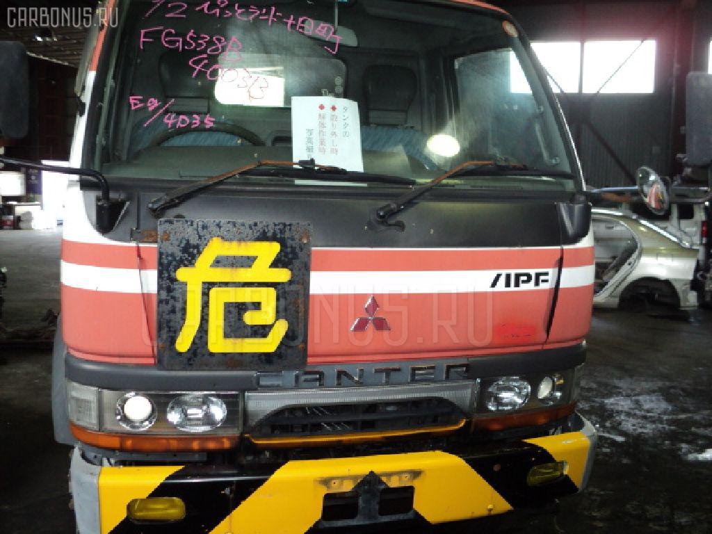 Глушитель MITSUBISHI CANTER FG538 4D35 Фото 6