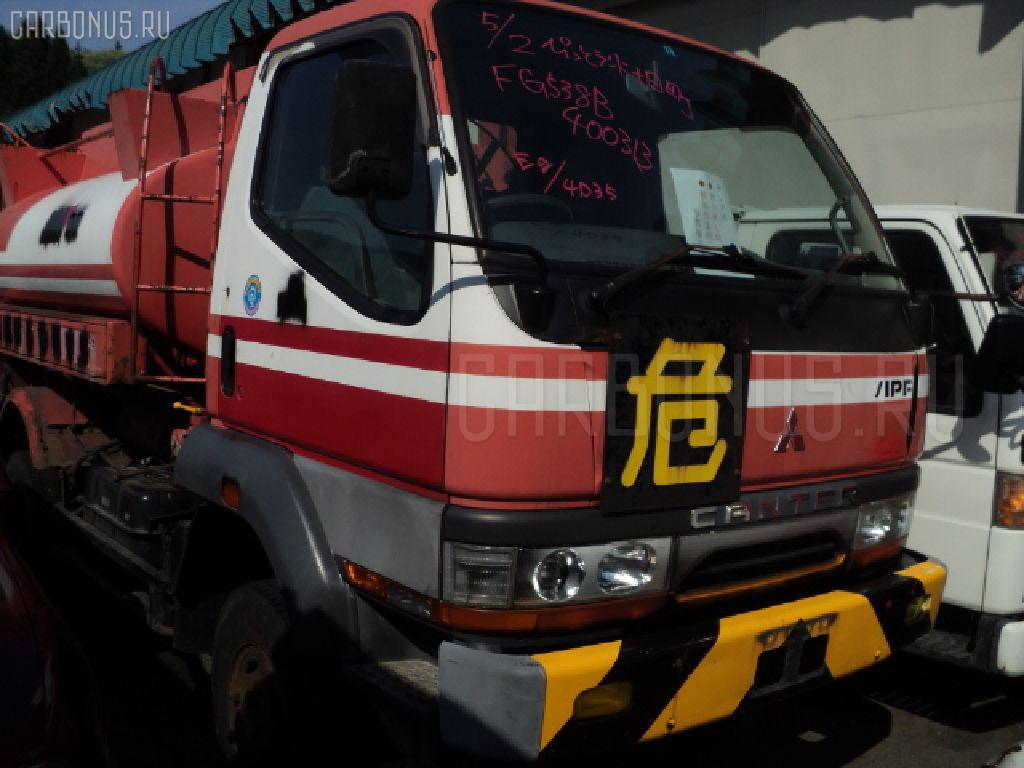 Подставка под аккумулятор MITSUBISHI CANTER FG538 Фото 3